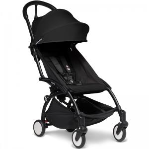 Babyzen Yoyo2 Stroller, 6+ Black/Black