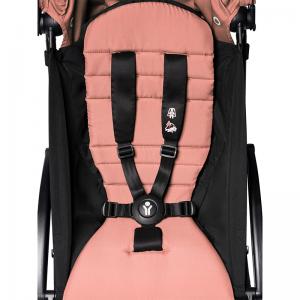 Babyzen Yoyo2 Stroller, 6+ Black/Ginger