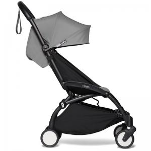Babyzen Yoyo2 Stroller, 6+ Black/Grey