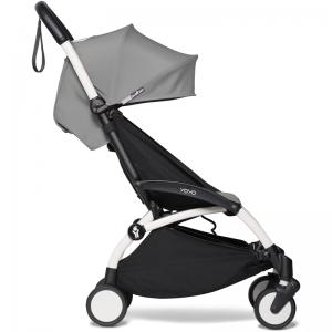 Babyzen Yoyo2 Stroller, 6+ White/Grey
