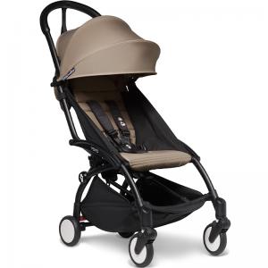 Babyzen Yoyo2 Stroller, 6+ Black/Taupe