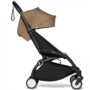 Babyzen Yoyo2 Stroller, 6+ Black/Toffee