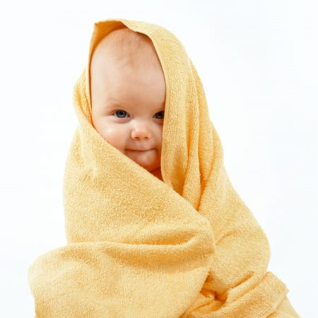 Baby Bath Robes & Towels