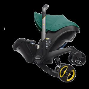 Doona Infant Car Seat Stroller - Racing Green