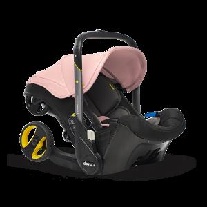 Doona Infant Car Seat Stroller - Blush Pink