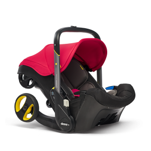 Doona Infant Car Seat Stroller - Flame Red