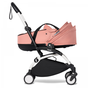 Babyzen YOYO² Stroller and Bassinet- White_ginger