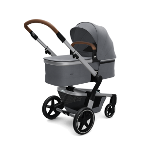 Joolz Hub+ Newborn Carrycot- Brilliant Black
