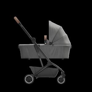 Joolz Aer Pushchair and Carrycot Bundle-Delightful Grey