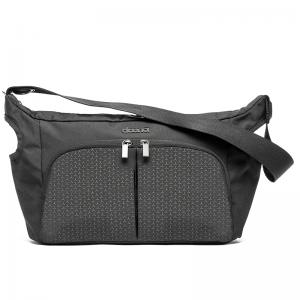 Doona Car seat Stroller Essentials Bag- Nitro Black