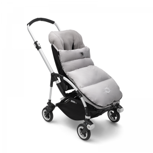 Bugaboo High Performance Footmuff- Misty Grey