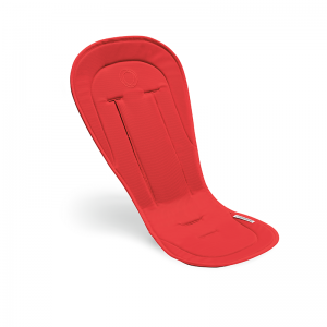 Bugaboo Seat Liner- Neon Red