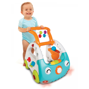 Infantino Sensory 3-in-1 Discovery Car