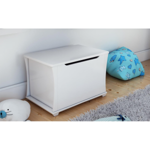 Bel toy chest- white