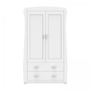 Bel Wardrobe - White