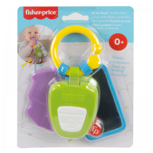 Fisher-Price My First Busy Babies Activity Keys