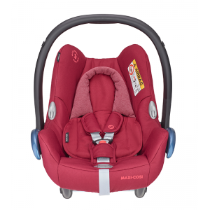 Maxi Cosi Car Seat_Cabrio Fix- Essential Red