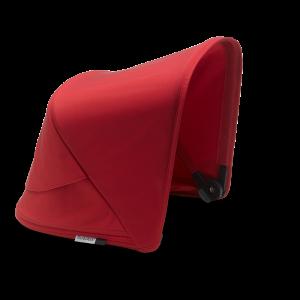 Bugaboo Fox/Lynx Sun Canopy- Red
