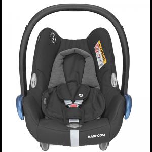 Maxi Cosi Car Seat_Cabrio Fix- Essential Black