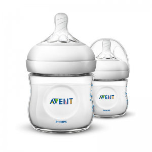 Philips Avent Natural Bottle 125ml 2Pk