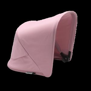 Bugaboo Fox/Lynx Sun Canopy- Soft Pink