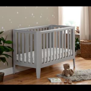 Iris Cot Bed - Grey
