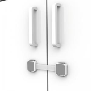 Lindam Xtra Guard Dual Locking Multi-Purpose Latch