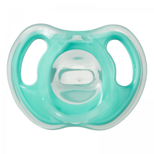 Tommee Tippee Ultra Light Silicone Soothers 0-6m 2Pk