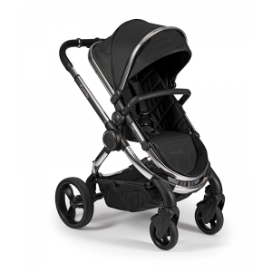 iCandy Peach Pushchair and Carrycot- Chrome Frame