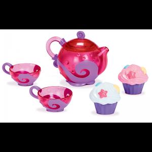 Munchkin Bath Play Set Tea and Cupcake