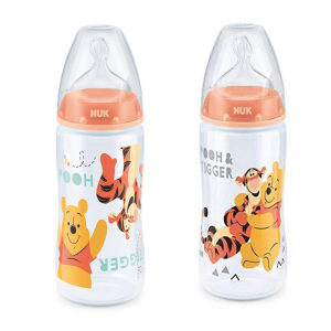 NUK Disney First Choice Bottle Winnie the Pooh 300ml