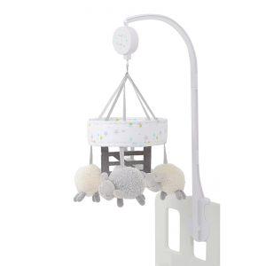 East Coast Silvercloud Counting Sheep Mobile