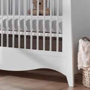 Clara Cot Bed - White