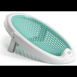 Ok Baby Jelly Folding Bath Support Seat- Aqua