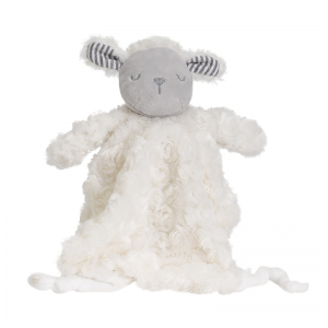 East Coast Counting Sheep Comforter- White