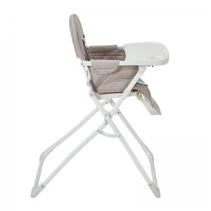 My Child Hideaway Highchair- Grey