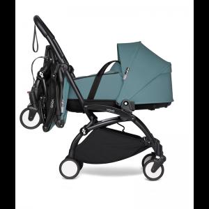 YOYO Complete Double Pushchair for Siblings- Aqua