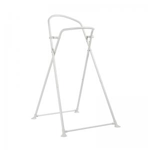 Shnuggle Folding Bath Stand- Light Grey
