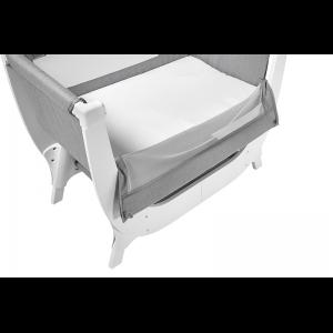 Shnuggle Air Crib- Dove Grey