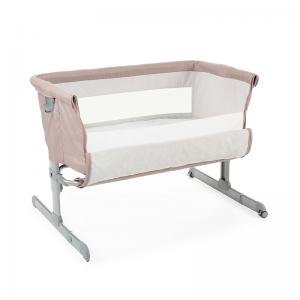 Chicco Next2Me Side Sleeping Crib- Sand