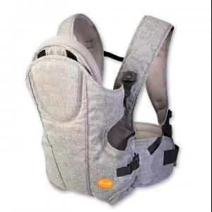 Dreambaby Oxford baby carrier- Grey Denim