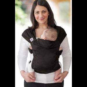 Izmi Essential Baby Carrier-Pure Black