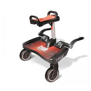 Lascal BuggyBoard Maxi Plus - Red