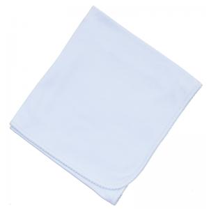 Magnolia Baby Essentials Solid Blue Baby Blanket